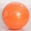 Массажный мяч с шипами 75см Azuni