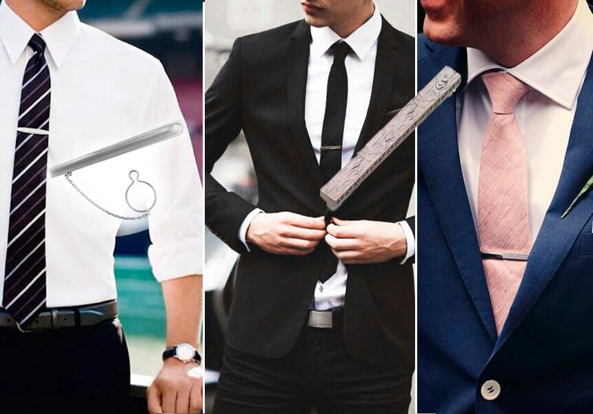 выглядят сборщики как носят зажим для галстука фото получилась крайне